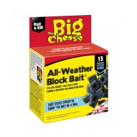 STV All Weather Block Bait - 15 Block